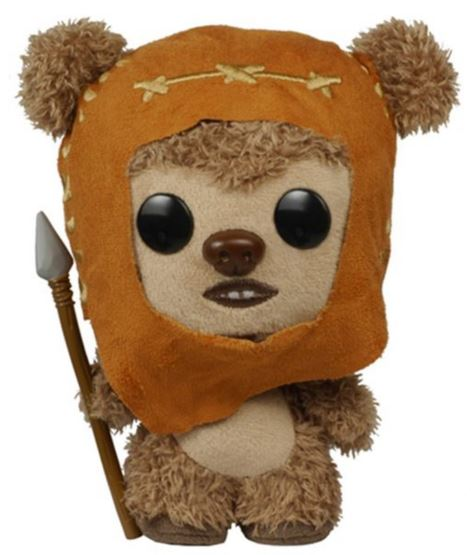 Star Wars - Wicket Action Figure