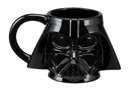 Star Wars Darth Vader Sculpted Ceramic Mug